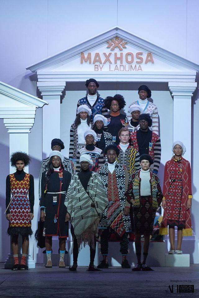 MAXHOSA BY LADUMA AW17