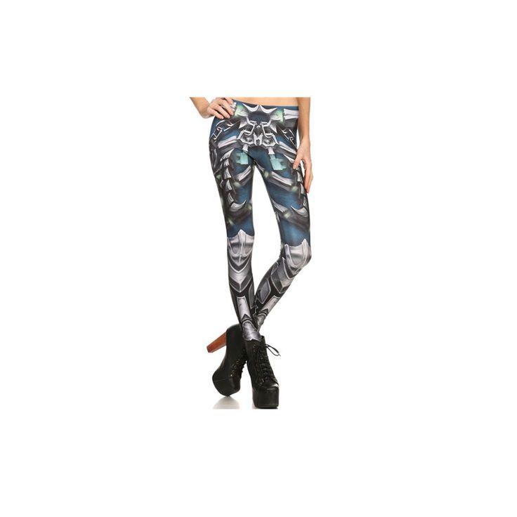 Fashion Design Leggings Women Steampunk Star Wars