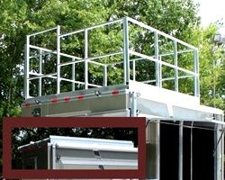 Tailgate Trailers | Custom Trailer Accessories, Options, & Ideas | Ready-To-Roll-Trailers.com | Popular Trailer Designs & Ideas | Tailgating Trailers For Sale | Custom Party Trailers | Party Pull Behind Trailers