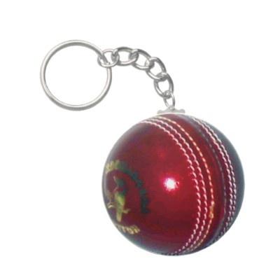 #cricket ball keychains