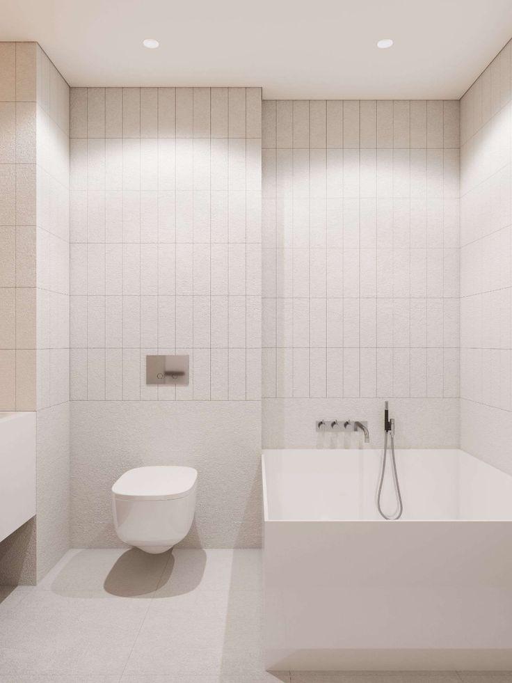 vertical rectangular subway tile unexpected makes the