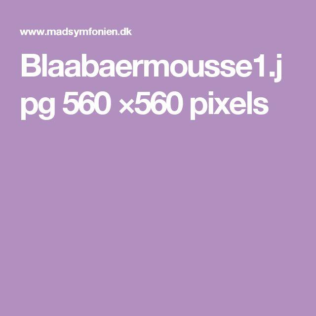 Blaabaermousse1.jpg 560 ×560 pixels