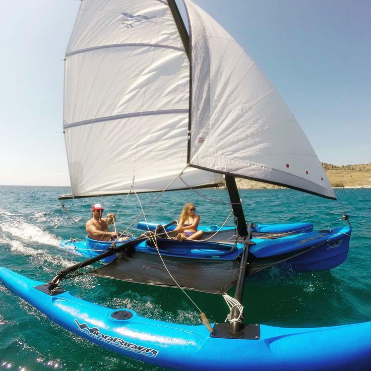 WATER SPORTS – KEA ISLAND GREECE