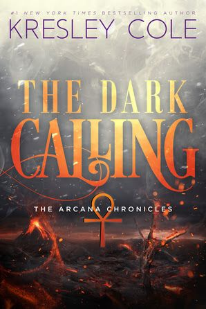 817 best books images on pinterest book worms books to read and the dark calling the arcana chronicles book by kresley cole spring 2017 fandeluxe Images