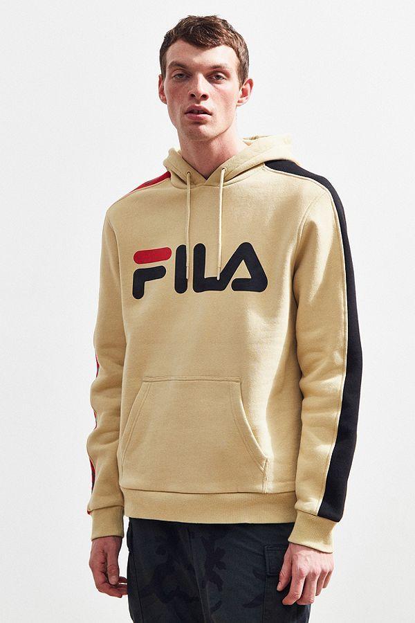 22cdcf33f5 Slide View  3  FILA Fifty-Fifty Hoodie Sweatshirt