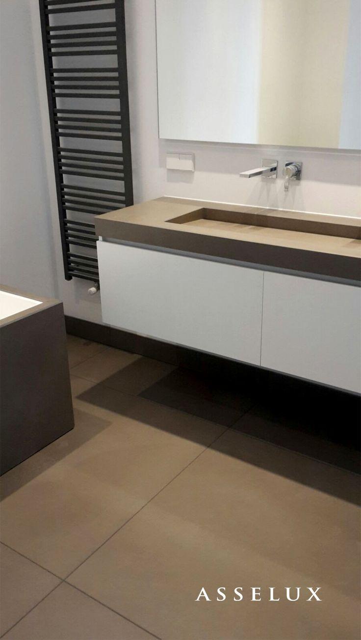 25 beste idee n over badkamer wastafel op pinterest - Badkamer keramische ...