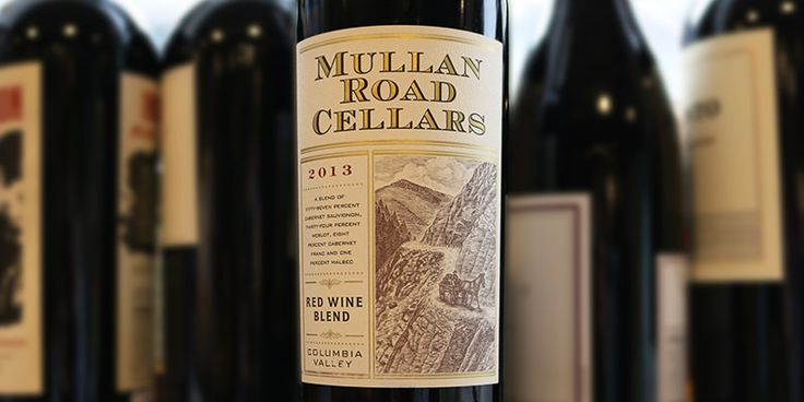 Mullan Road Cellars a Dennis Cakebread wine!