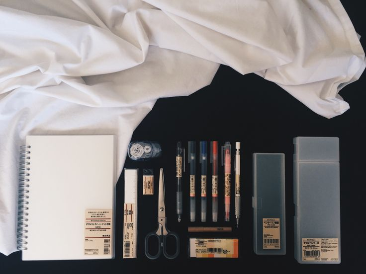 "lancestudies: "" 19.1.16// honestly only found out about muji around a few weeks ago whilst looking around the studyblr tag. thankfully there's a muji store in sydney, allowing me to buy without too much of a hassle. I guess this is my muji haul..."