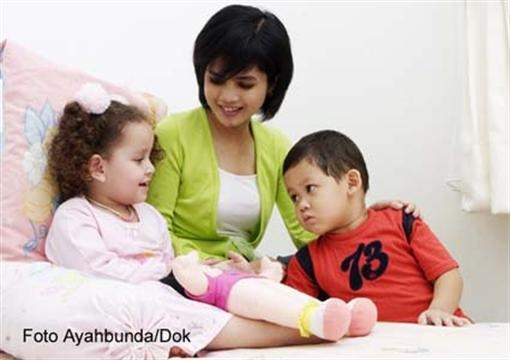 :: 4 Kiat Mengasah Sosialisasi Anak :: Psikologi :: Artikel :: Ayahbunda ::