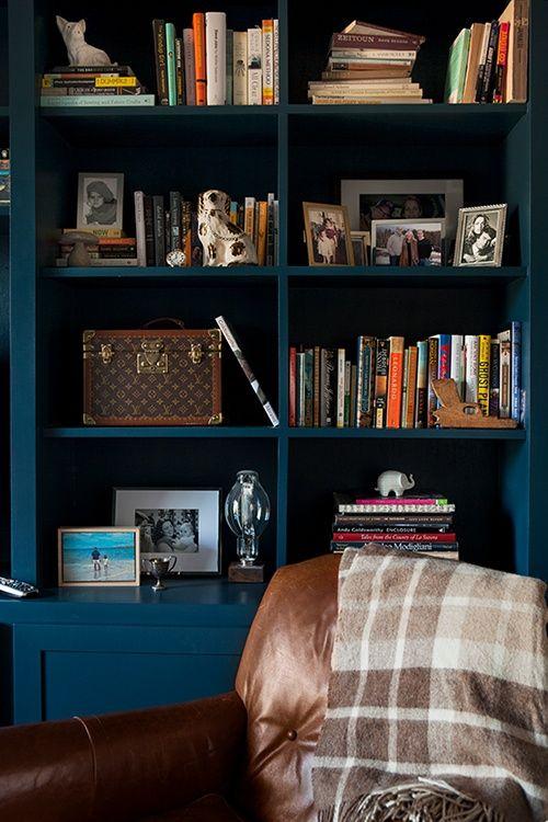 Best 20 Blue Bookshelves Ideas On Pinterest Reading