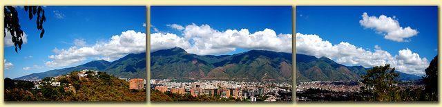 Cuadros En Lienzo Cerro Avila Y Salto Angel - Bs. 2.000,00 en Mercado Libre