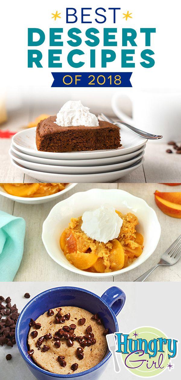 8 Most Popular Dessert Recipes (2018) | DESSERT RECIPES