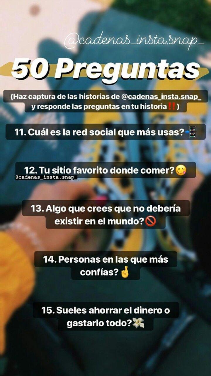 Pin De Luciernaga En Whatsapp Encuesta Retos Para Instagram Preguntas Para Amigos Preguntas Para Whatsapp