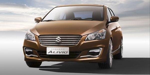 2014 Beijing Motor Show: Suzuki Alivio First Review