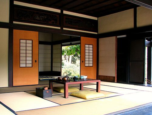 I need at least one Japanese room to make any place actually feel like home.
