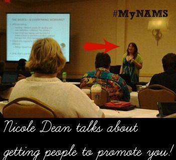 #mynams  NAMS11 Atlanta, GA February 7-9, 2014