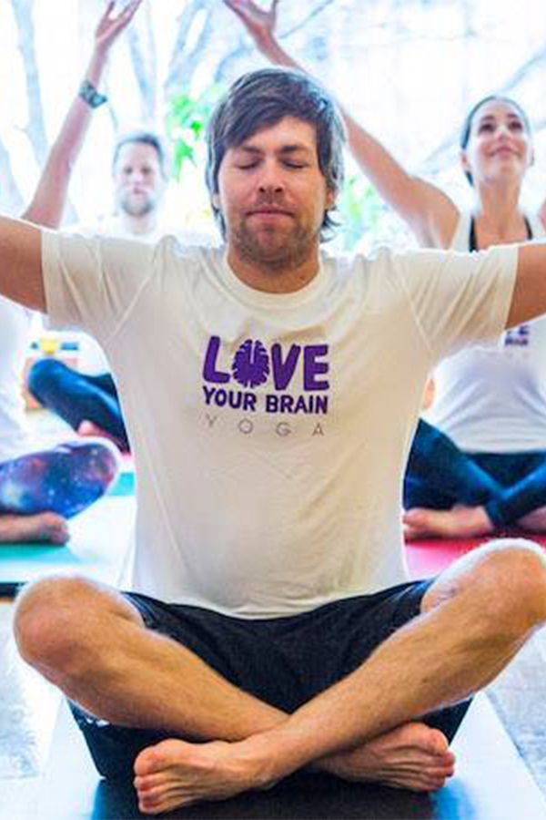 The Healing Power of Yoga for Brain Injuries | In honor of Brain Injury Awareness month, former pro snowboarder Kevin Pearce talks about how key the practice is to his ongoing brain injury recovery.