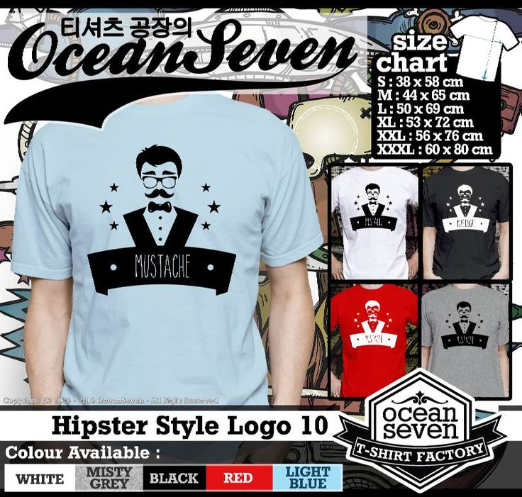 Kaos Hipster Style | Hipster Lovers 2