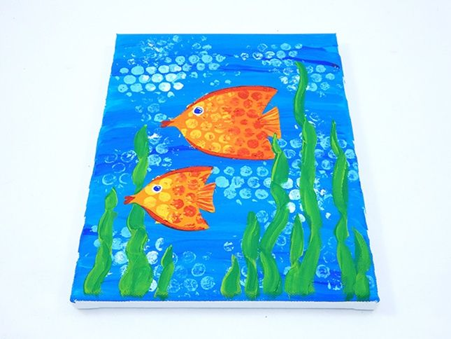 find this pin and more on kids crafts with paint - Painting Images For Kids