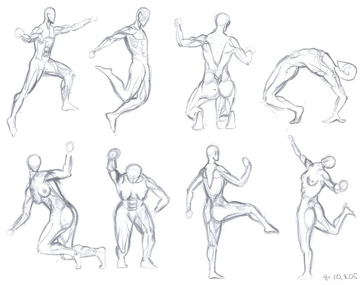 how to draw men figures growth illustration ideas