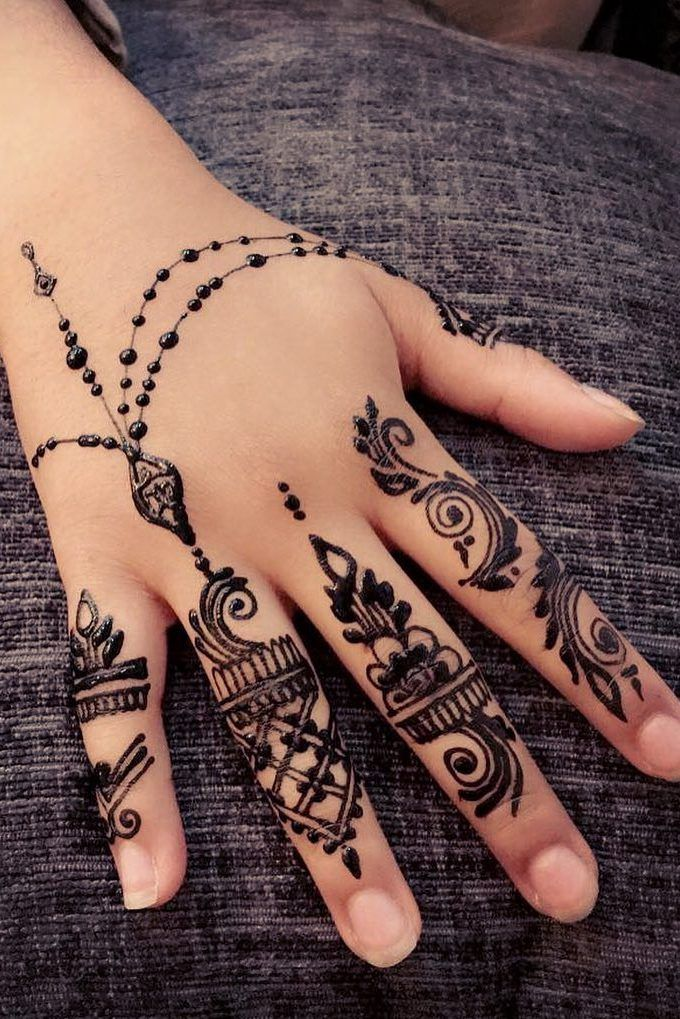 36 Latest Henna Tattoo Designs Ideas For This Year Page 13 Of 36 Womensays Com Women Blog Henna Tattoo Designs Henna Tattoo Hand Henna Tattoo Ink