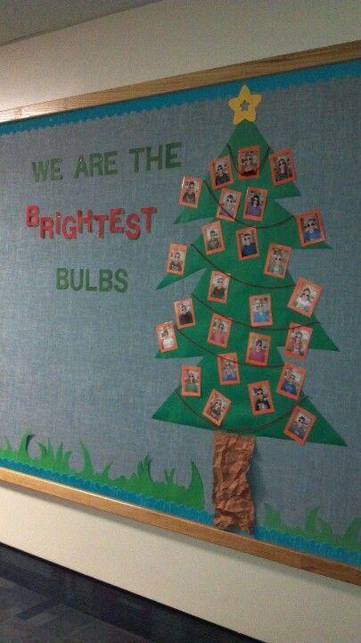 Daycare Classroom Decoration Ideas ~ Christmas bulletin board boards pinterest