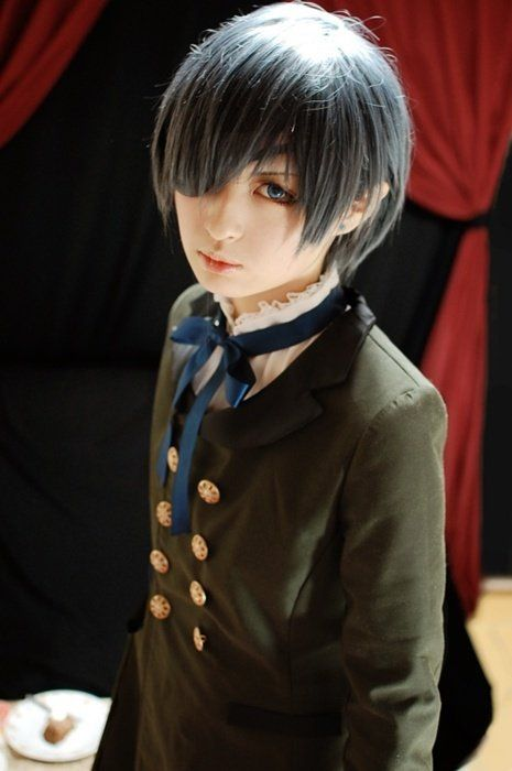 ciel phantomhive cosplay - photo #5