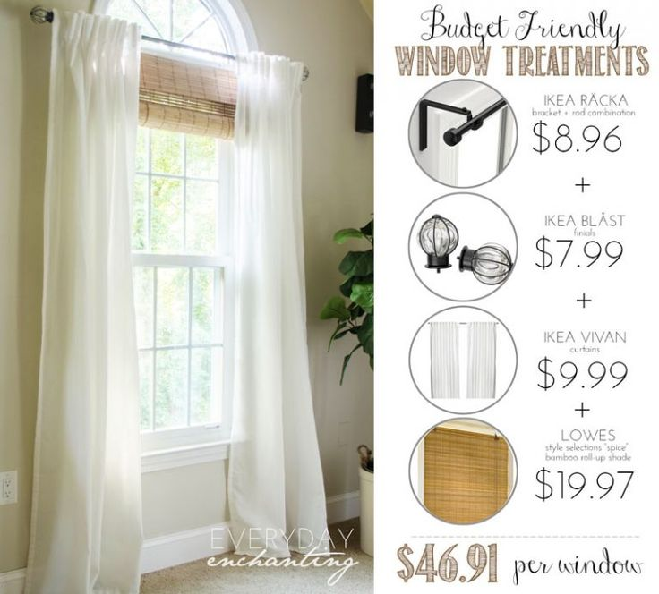 25 Best Ideas About Country Window Treatments On