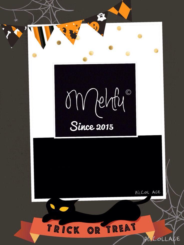 Mehfu Halloween