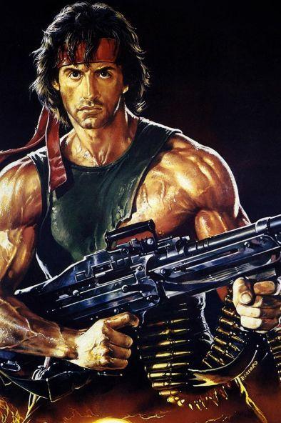 Rambo Ganzer Film Deutsch