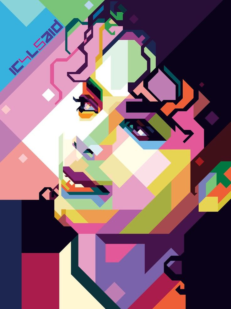 Adobe Illustrator Book Cover Tutorial ~ Michael jackson in wpap by icalsaid d xo
