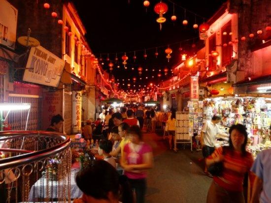 Singapore Night Market, Chinatown