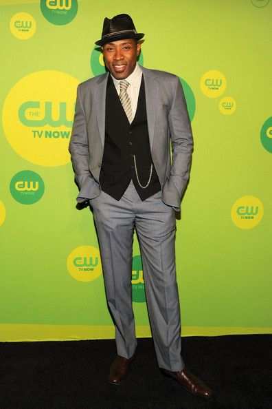 Cress Williams - CW Upfront 2013