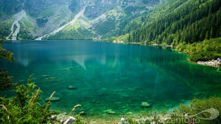 The Morskie Oko Lake