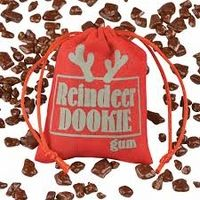 Reindeer Poop Bubble Gum . Now not only can you give Santa's coal bubble gum to the naughty ones on your list, but also Reindeer Poop how cool is this ?