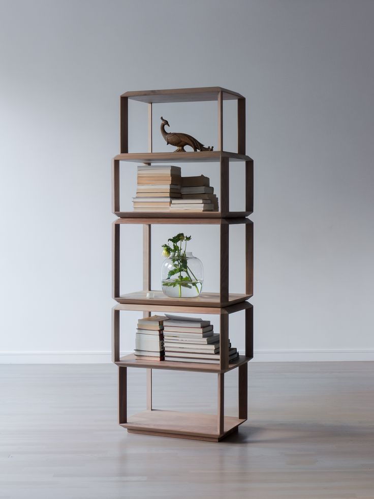 DREW | Modular Interlocking Bookcase