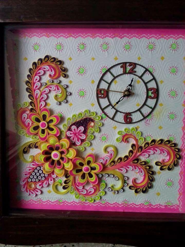 Pink u0026 Brown quilling 33 best Quilling
