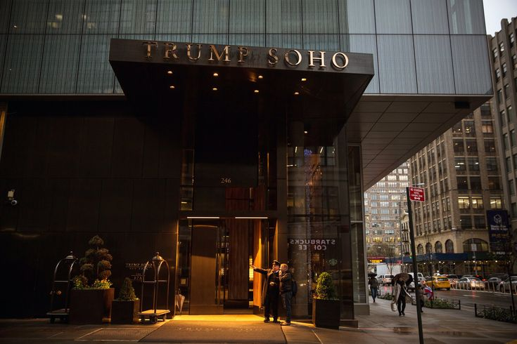 Trump Organization Will Exit From Its Struggling SoHo Hotel in New York