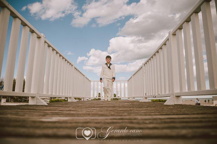 Fotos comunión: Fotos de comunión en exteriores - Carlos -