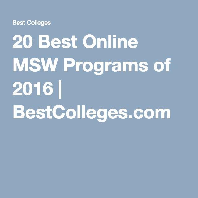 Best 25+ Msw programs ideas on Pinterest Social work programs - hospice social worker sample resume