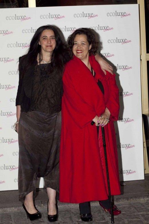 EcoLuxe directors Elena Garcia and Stamo