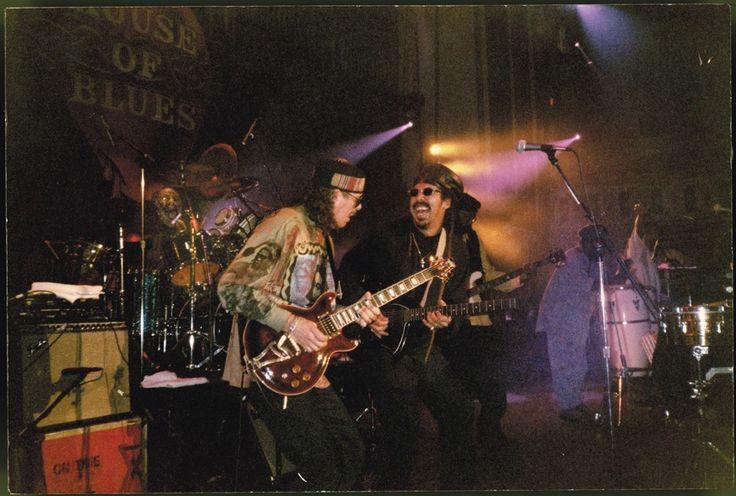 1996 Carols Santana Tour
