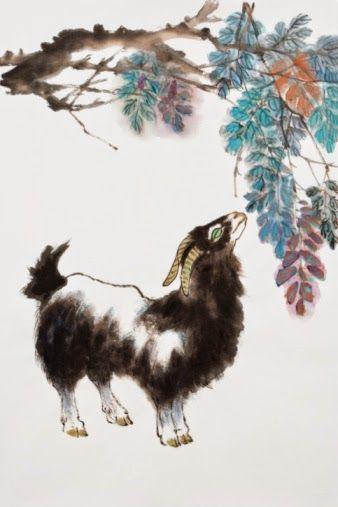 Al otro lado del cristal: Horóscopo chino 2015: Año de la Cabra de Madera