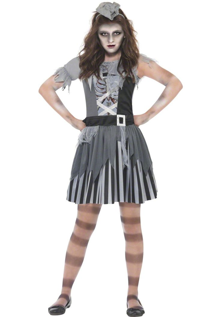 Ghostship Pirate Girl Costume, Scary Kids Fancy Dress - General Kids Costumes at Escapade™ UK - Escapade Fancy Dress on Twitter: @Escapade_UK