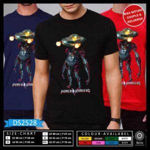 T-Shirt Alpha 5 Power Rangers