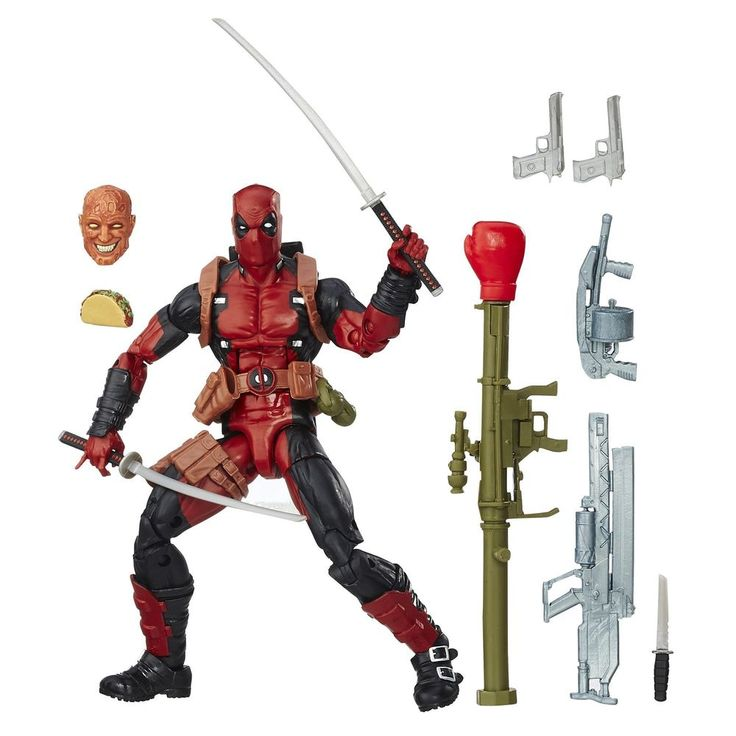 #Deadpool #Action #Figure #Marvel #Legends #Series #6 #Inch #Fan #Collectors #Gift  #Marvel
