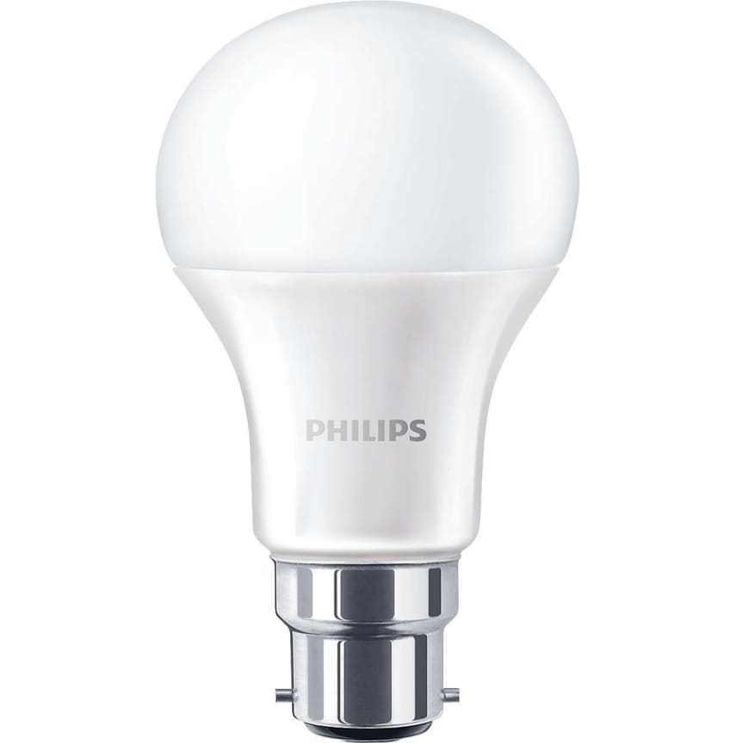 Philips Corepro LED 13 W (100 W) A60,B22 Bayonet Cap,Bulb,Warm White,Non Dim NEW