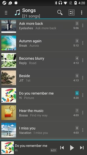 JetAudio HD Music Player Plus v8.2.0 [Mod Grey Design]   JetAudio HD Music Player Plus v8.2.0 [Mod Grey Design]Requirements:2.3Overview:jetAudio Plus is a mp3 music player with 10/20 bands graphic equalizer and various sound effects.  -- Sound Effects plugins --  Bongiovi DPS (http://ift.tt/1o0Wyjm)  AM3D Audio Enhancer (http://www.am3d.com) (Sound effect plugins will be sold separately through in-app purchase.) (Some plugins can be purchased in Plus version only.)  jetAudio for Windows is…