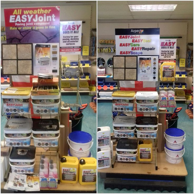 A Product Stand upgrade at Kings Langley - Aylesbury