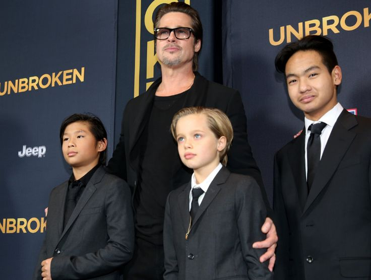 Why Brad Pitt is upbeat about getting 'Joint Custody' of Kids?